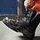 Thumbnail: AVENGER IGS BLACK S3 HRO SRC ZIP SIDE HI-LEG XL B