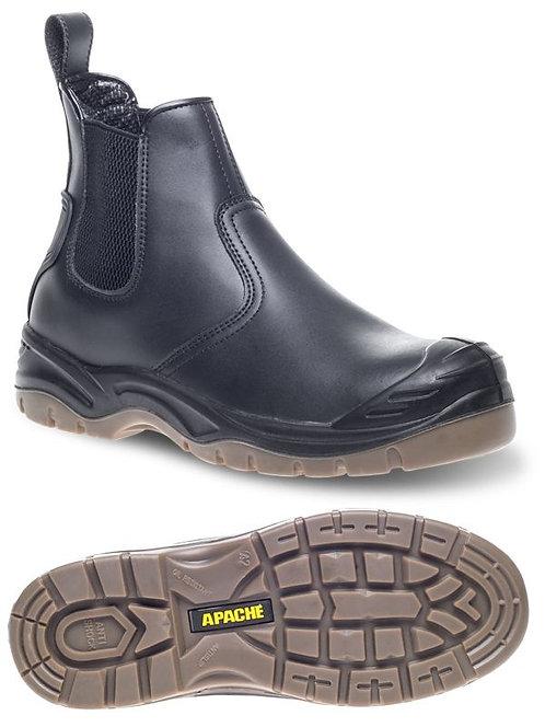 AP714SM Black Safety Dealer Boot