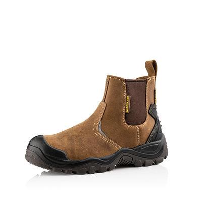 Buckler Boots BSH006BR Safety Dealer Boot