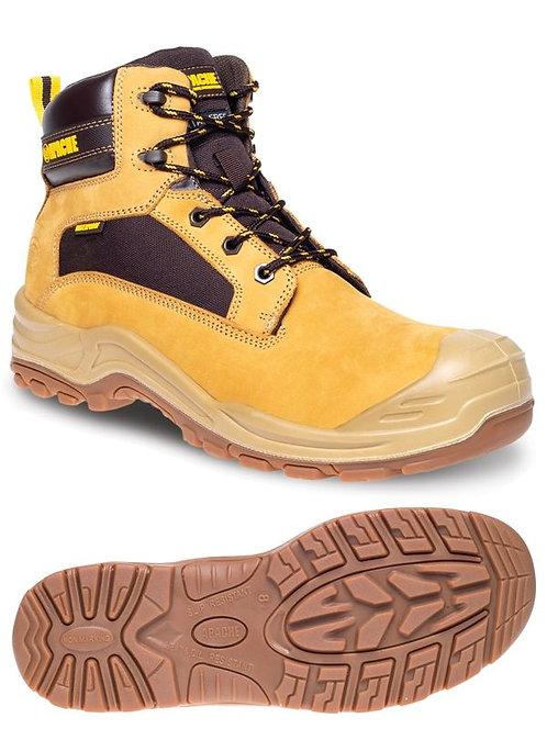 ARIZONA Honey Nubuck Metal Free Waterproof Safety Boot