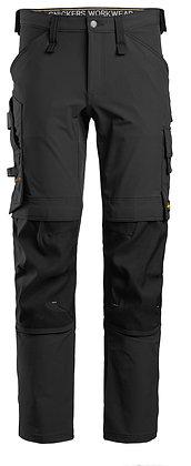 6371 AllroundWork, Full Stretch Trouser