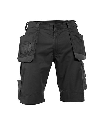 DASSY® BIONIC Two-tone work shorts with multi-pockets