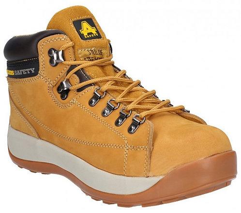 FS122 Honey Nubuck Mid Height, Pad Top Hiker Style