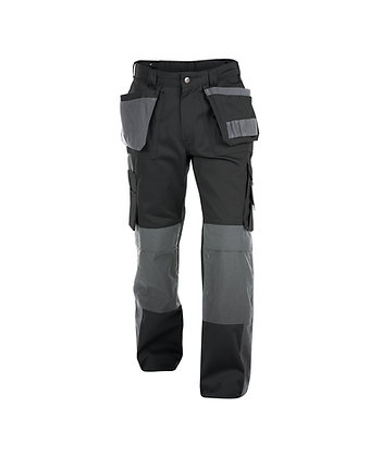 DASSY® SEATTLE Two-tone work trouser with multi-pocket