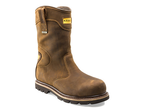 Buckler Boots B701SMWP Safety Rigger Boot