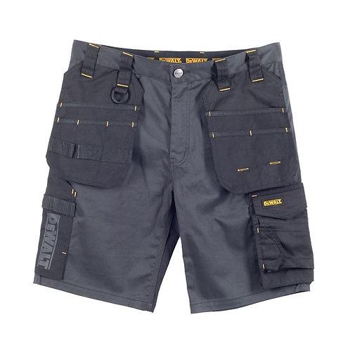 FERGUSON Grey/Black Stretch Short