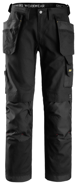 3214 Craftsmen Holster Pocket Trousers, Canvas+