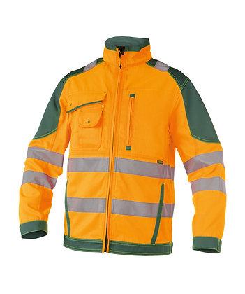 DASSY® ORLANDO High visibility work jacket