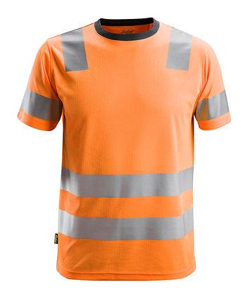 2530 AllroundWork, High-Vis T-Shirt CL 2