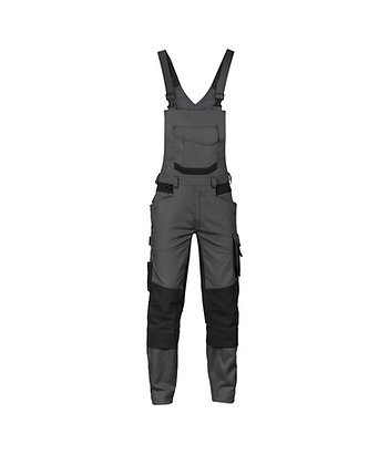 DASSY® TRONIX Brace overall with stretch and knee pockets