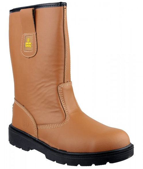 FS124 Rigger Boot, Steel Midsole, Warm Lined
