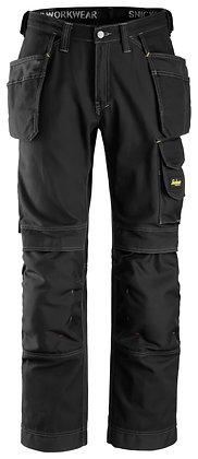 3215 Craftsmen Holster Pocket Trousers, Comfort Cotton