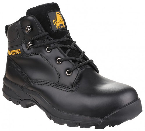 AS104 Ryton Womens Lightweight Water-Resistant Lace up Ladies Safety Boot