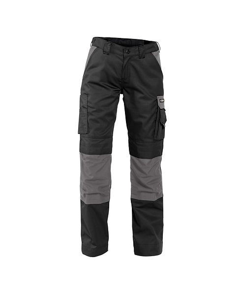 DASSY® BOSTON WOMENS Two-tone work trouser with knee pockets