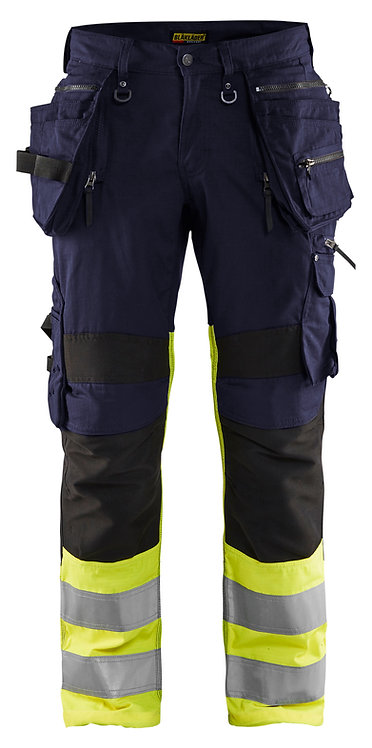 Blaklader 1994 HIGH VIS TROUSERS WITH STRETCH