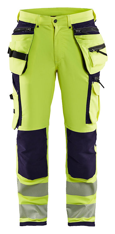 Blaklader 1997 HIGH VIS TROUSER 4-WAY STRETCH