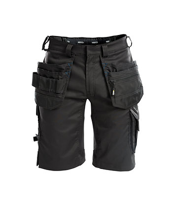 DASSY® TRIX Work shorts with stretch and multi-pockets
