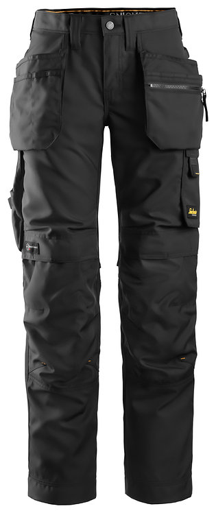 6701 AllroundWork, Women's Stretch Work Trousers+ Holster Pockets