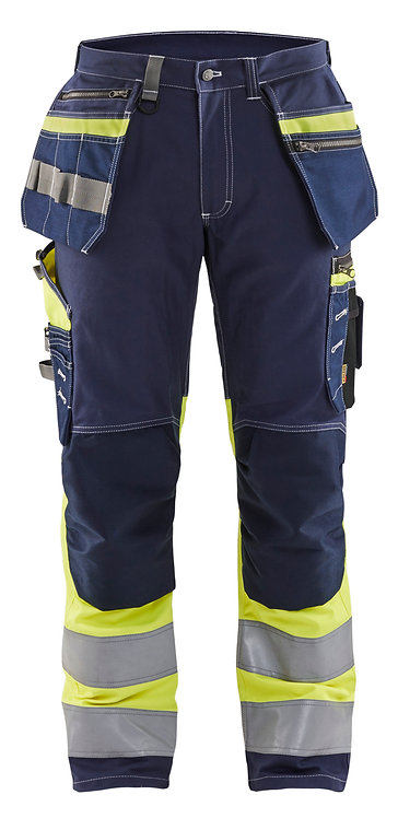 Blaklader 1794 HIGH VIS TROUSERS WITH STRETCH