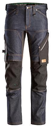 6956 FlexiWork, Denim Work Trousers+