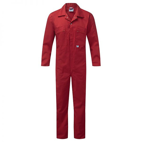 Fort Zip Front Coverall