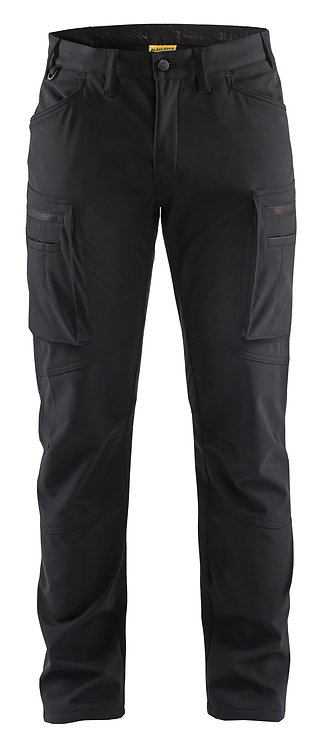 Blaklader 1477 SOFTSHELL WINTER SERVICE TROUSERS