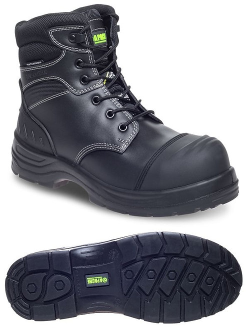 HERCULES Non- Metallic Waterproof Safety Boot