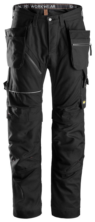6215 RuffWork Cotton, Work Trousers+  Holster Pockets