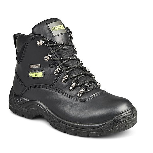 SS812SM Black Waterproof Safety Hiker