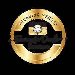 Badge Founding Member FD Fodselsfotograf