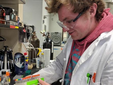 Meet Ryan Swimley: An Undergraduate Chemistry Researcher at MSU