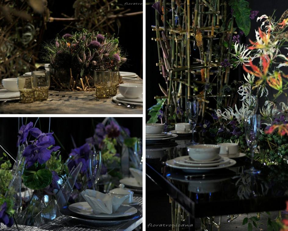 Table Flower Arrangements, SGF