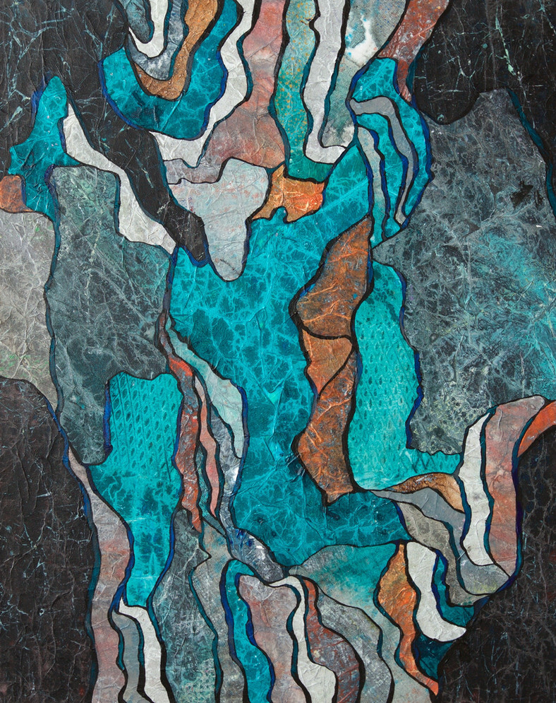 Turquoise Noise - SOLD