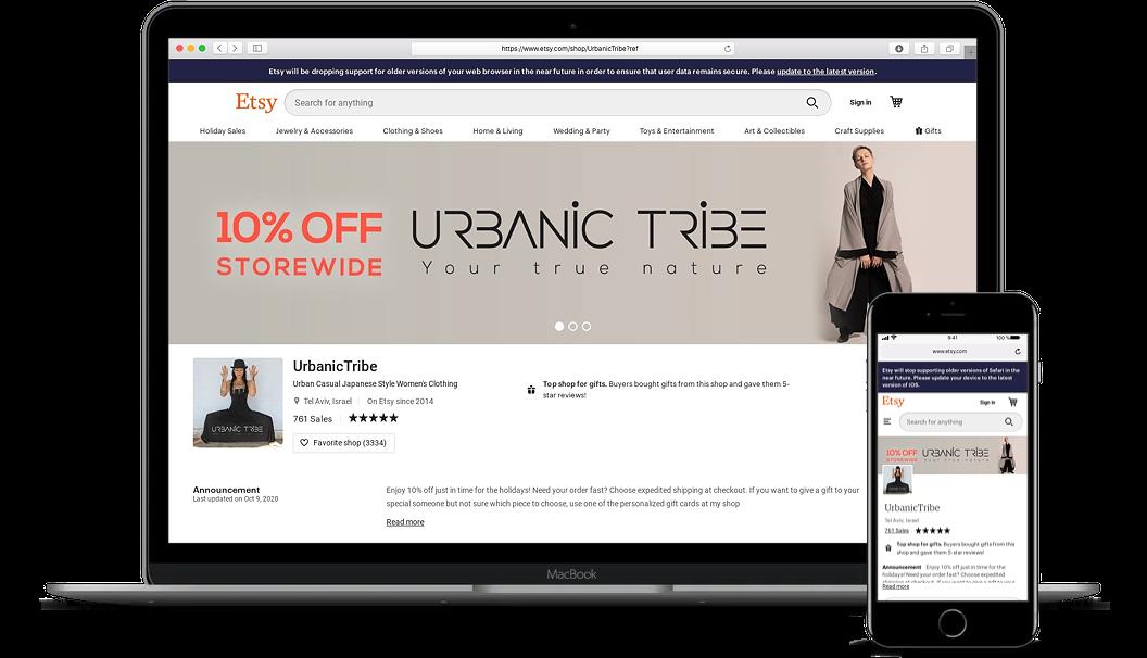 Urbanic Tribe