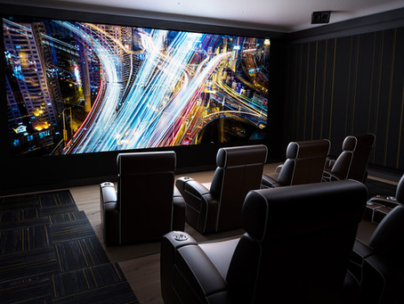 Home Cinemas in times of COVID-19