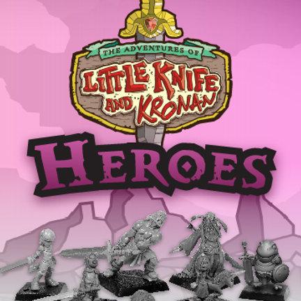 ALKnK - HEROES