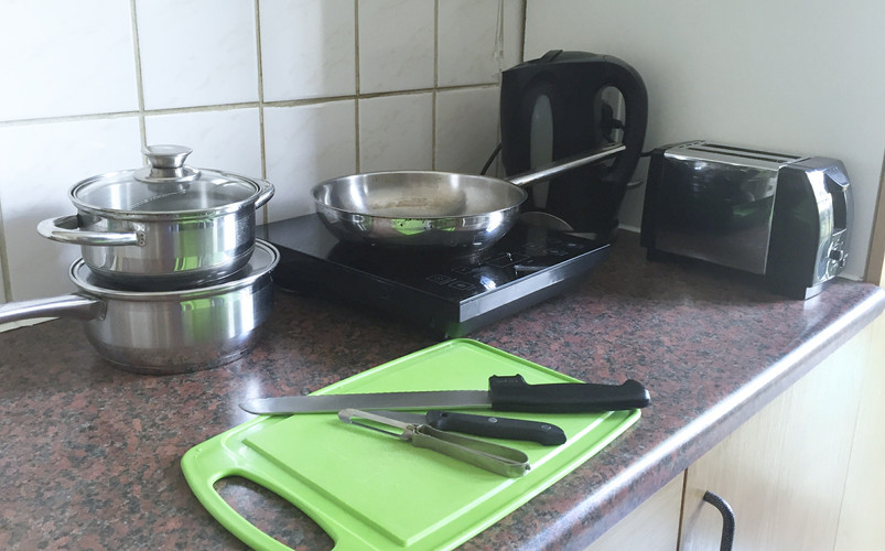 Studio Cooking facility