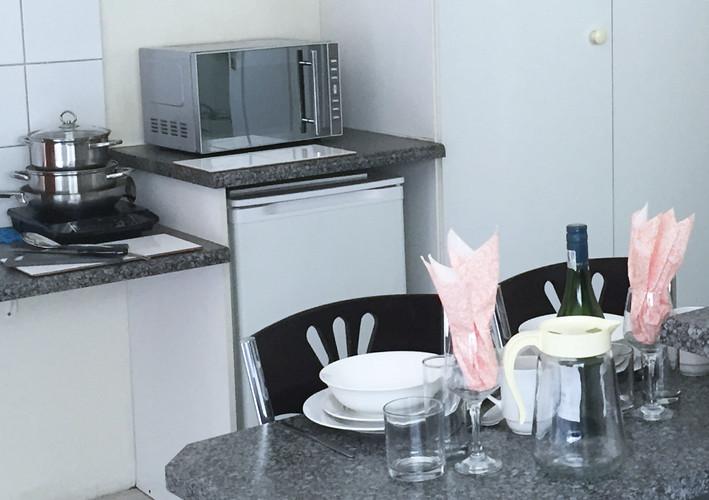 Apartment  Self-catering equipment