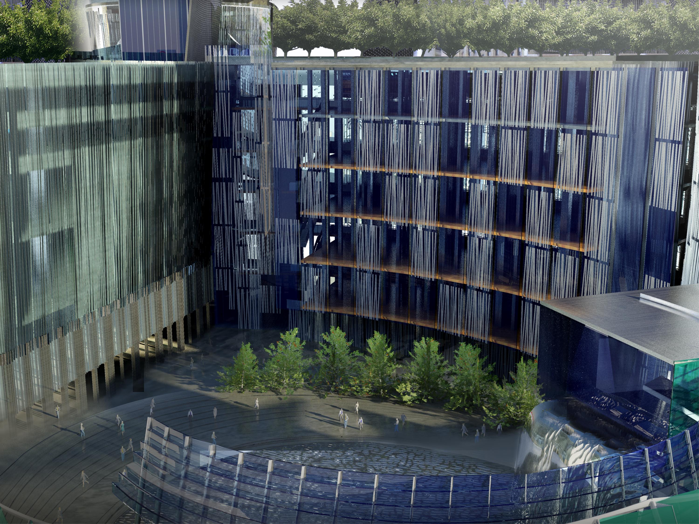 Cadillac Centre