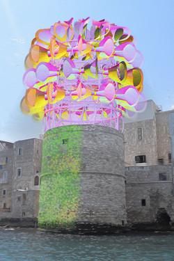 Molfetta Passari Wind Towers