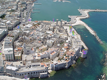 Molfetta Passari Wind Towers