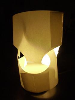 Pyth Drum Light