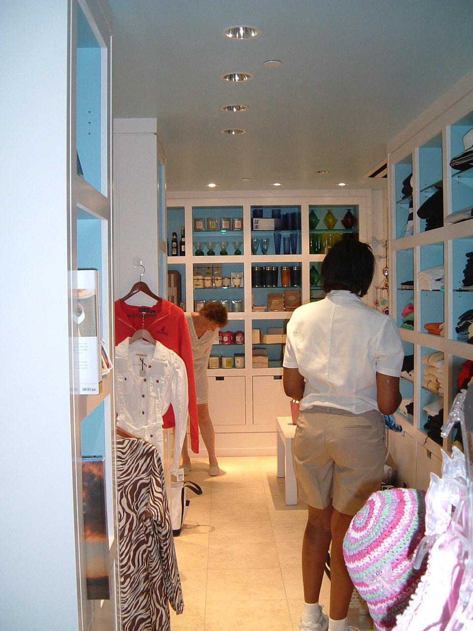Cupboard Ice Cream Souvenir Shop