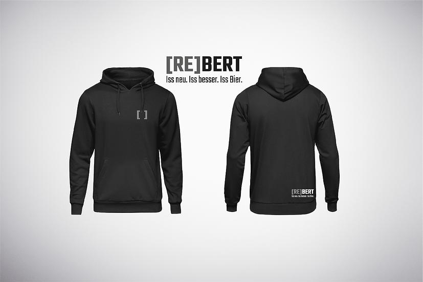 Rebert Hoodie - Schwarz