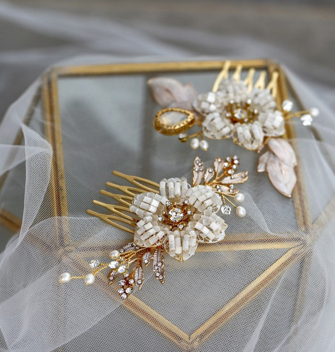 BRIDAL JEWELRY AND ACCESSORIES