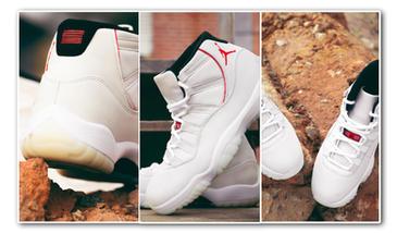 Air Jordan 11 | Platinum Tint