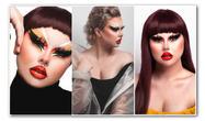Tallulah Van Dank   Modelbook   Drag Glam