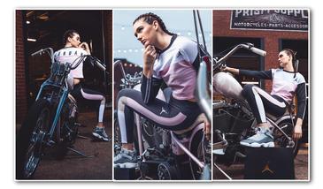 Fiona Rose | Jordan Brand (NIKE) | Commercial Shoot