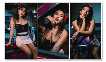 Megan | Modelbook | Tuner Evo