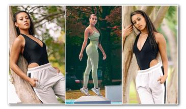 Naila French | Modelbook